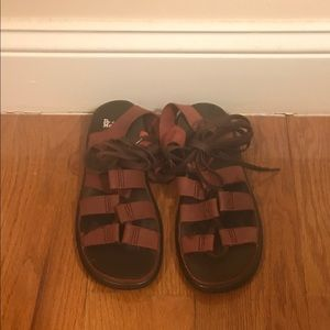ce9780b4d9ff Dr. Martens Shoes - Dr. Martens Kristina Ghillie Sandal